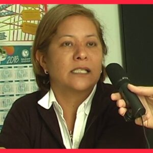 Entrevista a la profesora Marcela Yamamoto